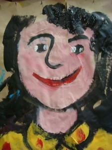 Conturlures (Histoires en Peintures) - Moitié Claire - d'après un conte de Philippe dorin