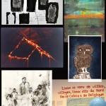 6 artistes de La Doantion au Kurdistan