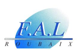 Logo FAL Roubaix