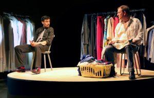 création à Raismes 28 juin 2016 - Toréadors -discussion entre Momo et Ferdinand