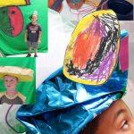 Des artistes et des habitants, quelques exemples, enfants, ados, adultes